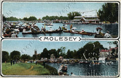 The Molesey Thames