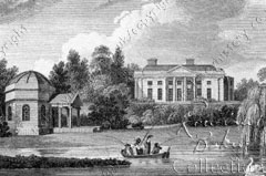 Garrick's Villa and Temple