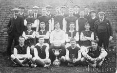 St Paul's football team