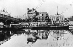 Tagg's Thames Hotel