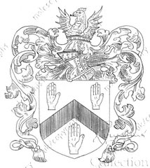 Arms of Thomas Brende